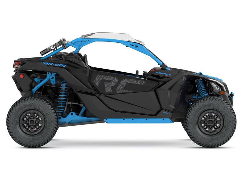 2019 Can-Am Maverick X3 X rc Turbo R in Castaic, California - Photo 2