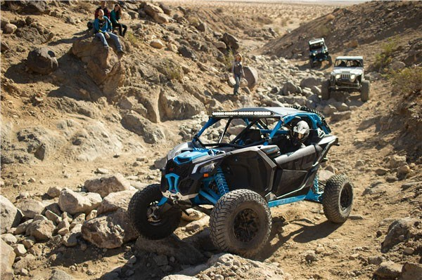 2019 Can-Am Maverick X3 X rc Turbo R in Panama City, Florida - Photo 5