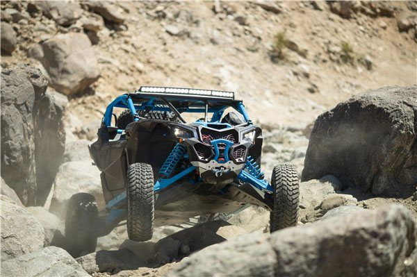 2019 Can-Am Maverick X3 X rc Turbo R in Victorville, California