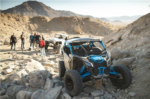2019 Can-Am Maverick X3 X rc Turbo R in Castaic, California - Photo 8