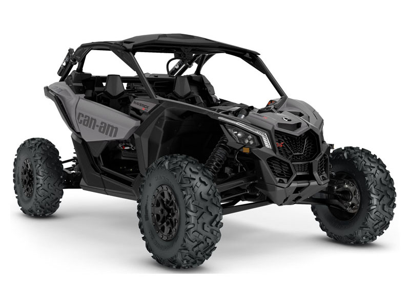 2019 Can-Am Maverick X3 X rs Turbo R in Woodinville, Washington - Photo 1