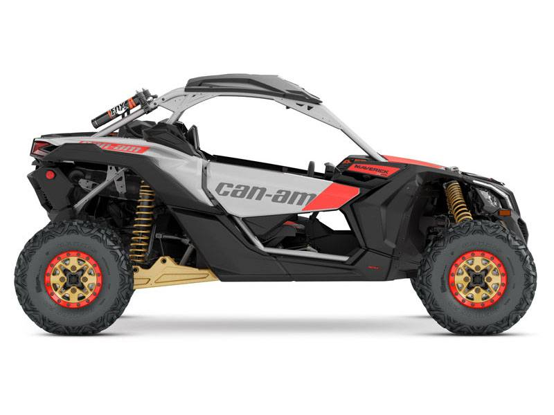 2019 Can-Am Maverick X3 X rs Turbo R in Castaic, California