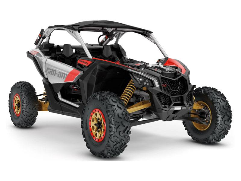2019 Can-Am Maverick X3 X rs Turbo R in Fond Du Lac, Wisconsin - Photo 1