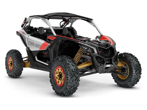 2019 Can-Am Maverick X3 X rs Turbo R in Hollister, California