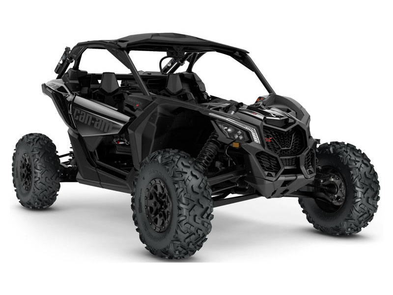 2019 Can-Am Maverick X3 X rs Turbo R in Garden City, Kansas - Photo 1