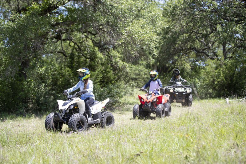 2020 Can-Am DS 70 in Laredo, Texas - Photo 2
