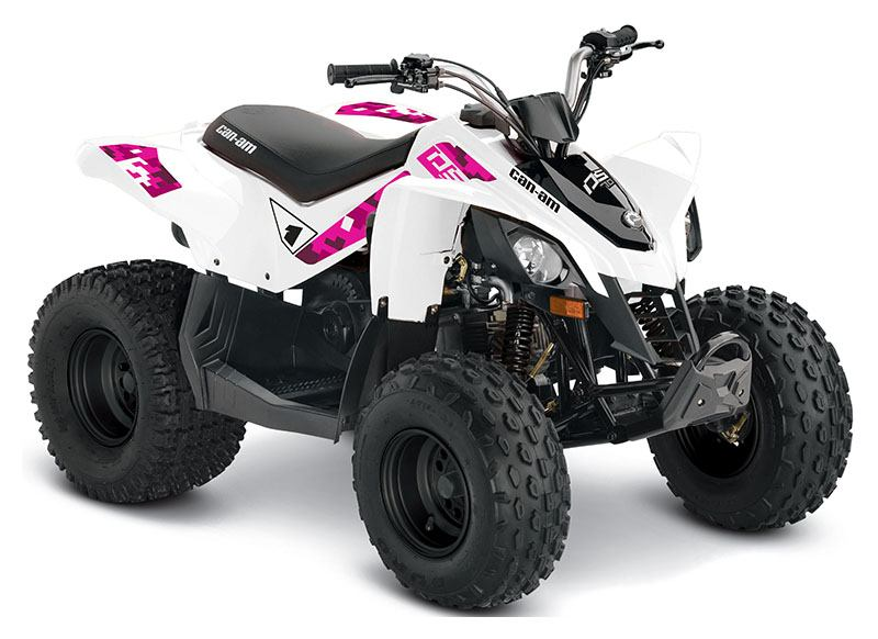 2020 Can-Am DS 70 in Wilkes Barre, Pennsylvania - Photo 1