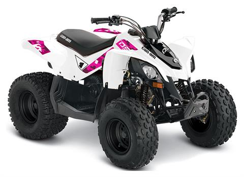2020 Can-Am DS 70 in Colebrook, New Hampshire - Photo 1