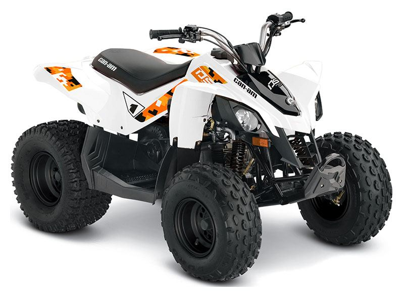 2020 Can-Am DS 70 in Saint Johnsbury, Vermont - Photo 2