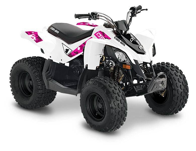 2020 Can-Am DS 90 in Hollister, California - Photo 1