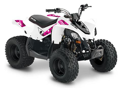 2020 Can-Am DS 90 in Augusta, Maine