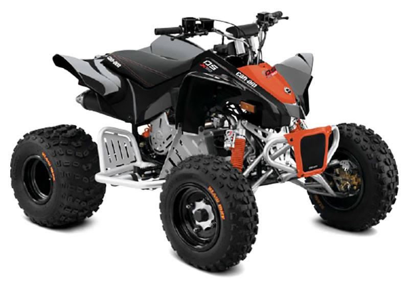 2020 Can-Am DS 90 X in Augusta, Maine