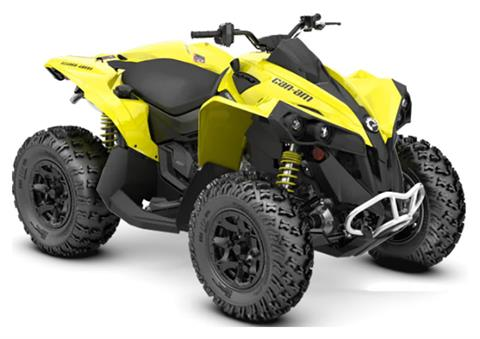 2020 Can-Am Renegade 850 in Colebrook, New Hampshire