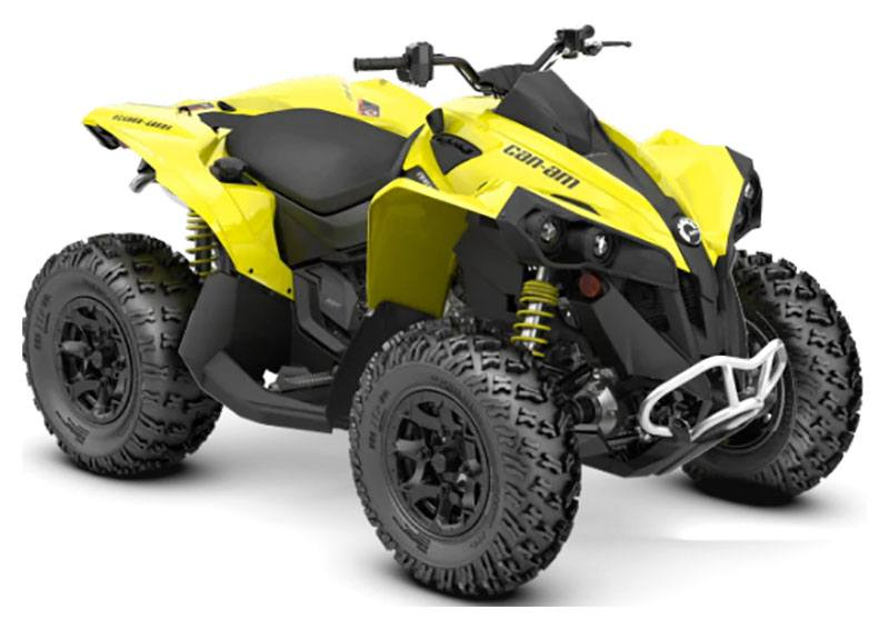 2020 Can-Am Renegade 850 in Stillwater, Oklahoma
