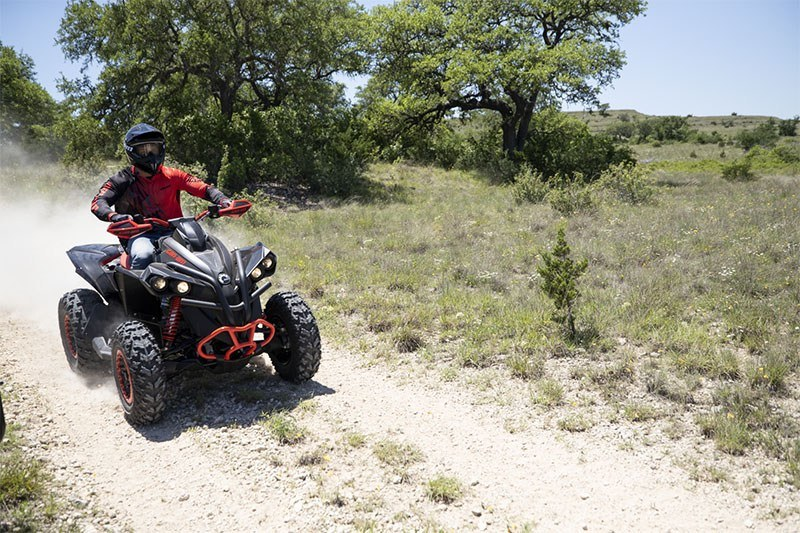 2020 Can-Am Renegade X XC 850 in Waterbury, Connecticut - Photo 7