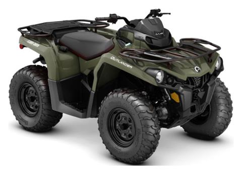 2020 Can-Am Outlander 450 in Colebrook, New Hampshire