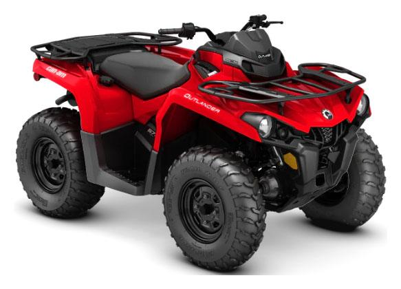 2020 Can-Am Outlander 570 in Wilkes Barre, Pennsylvania - Photo 1