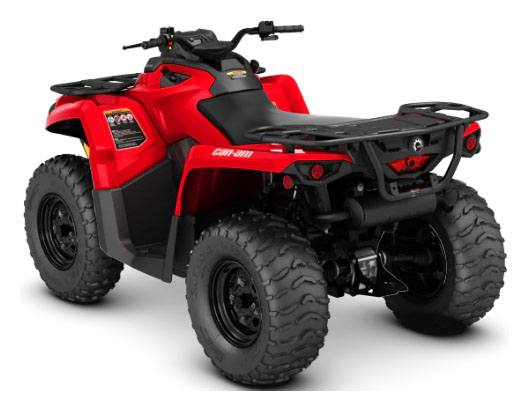 2020 Can-Am Outlander 570 in Barre, Massachusetts - Photo 2