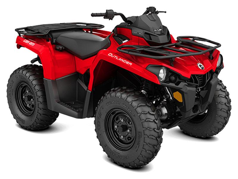 2020 Can-Am Outlander 570 in Garden City, Kansas - Photo 1