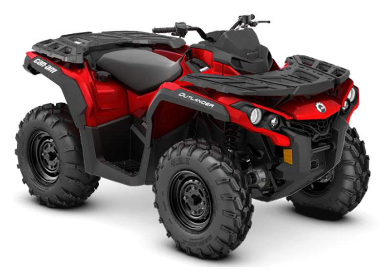 2020 Can-Am Outlander 650 in Oklahoma City, Oklahoma - Photo 1