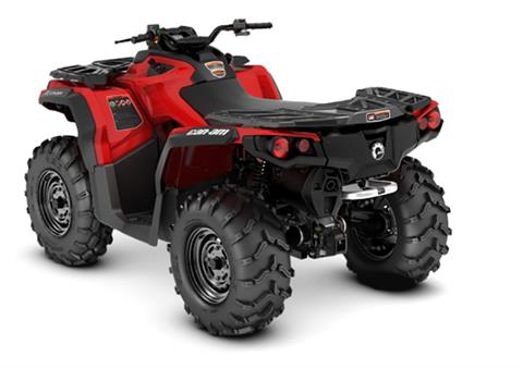 2020 Can-Am Outlander 650 in Colebrook, New Hampshire - Photo 2