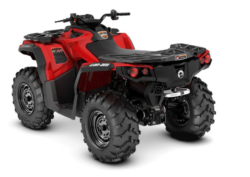 2020 Can-Am Outlander 850 in Barre, Massachusetts - Photo 2