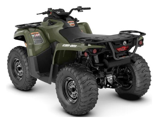 2020 Can-Am Outlander DPS 450 in Santa Rosa, California - Photo 2
