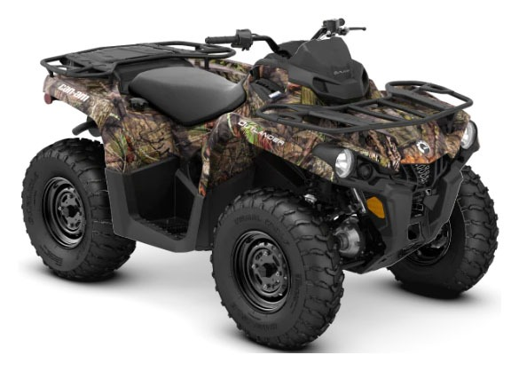 2020 Can-Am Outlander DPS 450 in Derby, Vermont - Photo 1