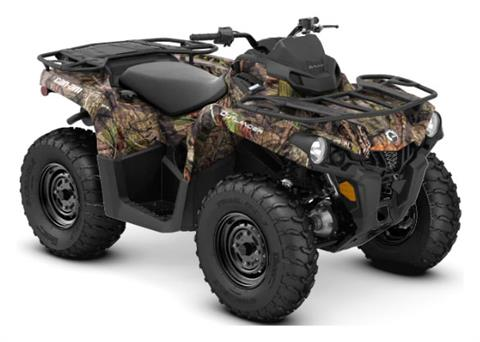 2020 Can-Am Outlander DPS 450 in Tulsa, Oklahoma - Photo 1
