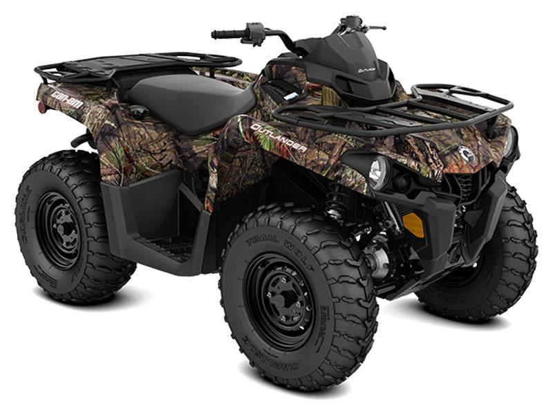 2020 Can-Am Outlander DPS 450 in Conroe, Texas - Photo 1