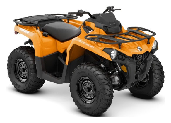 2020 Can-Am Outlander DPS 450 in Claysville, Pennsylvania - Photo 8