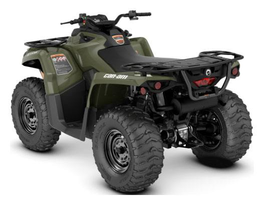 2020 Can-Am Outlander DPS 570 in Enfield, Connecticut - Photo 2