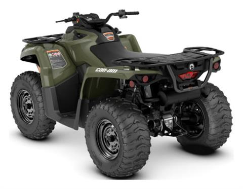 2020 Can-Am Outlander DPS 570 in Barre, Massachusetts - Photo 2