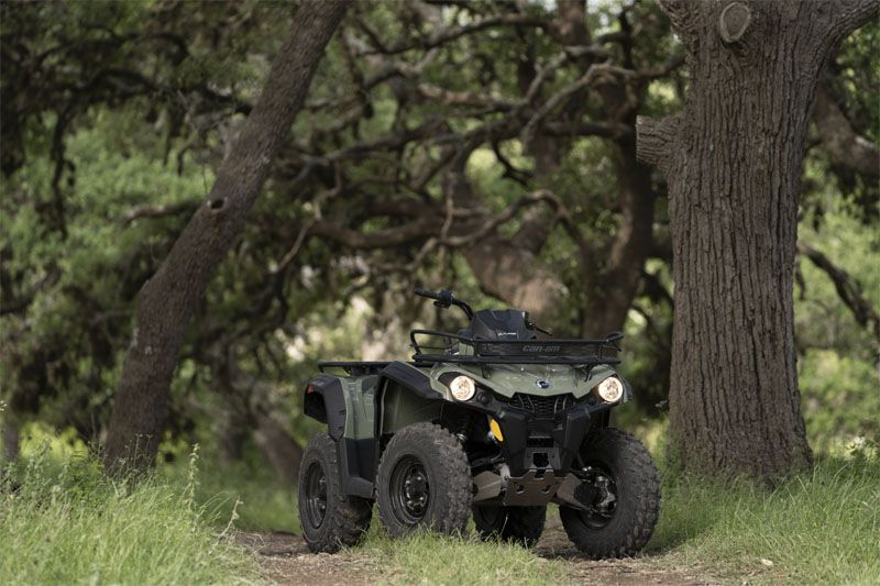 2020 Can-Am Outlander DPS 570 in Saucier, Mississippi - Photo 7