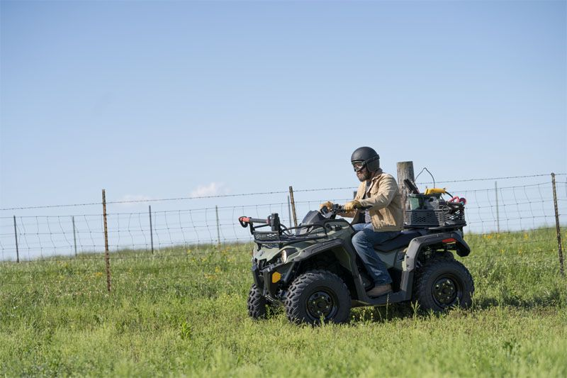 2020 Can-Am Outlander DPS 570 in Rapid City, South Dakota - Photo 9