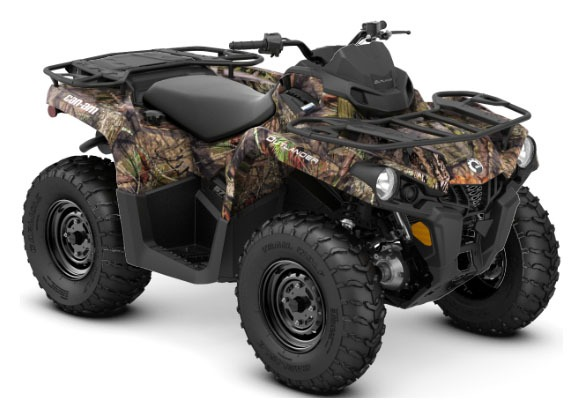 2020 Can-Am Outlander DPS 570 in Afton, Oklahoma - Photo 1