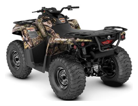 2020 Can-Am Outlander DPS 570 in Colebrook, New Hampshire - Photo 2