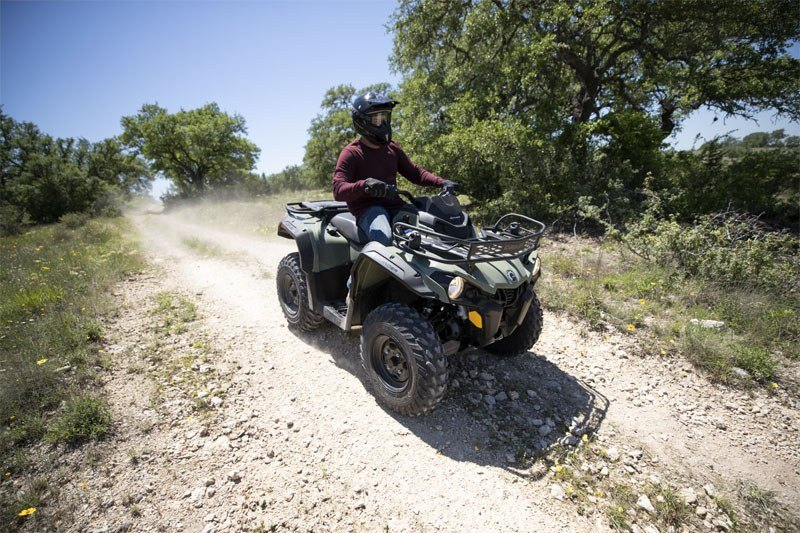 2020 Can-Am Outlander DPS 570 in Lancaster, Texas - Photo 5