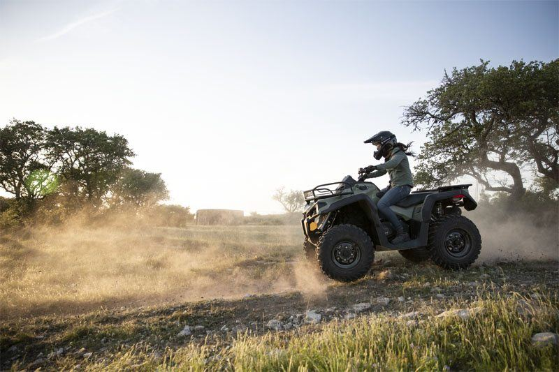 2020 Can-Am Outlander DPS 570 in Woodinville, Washington