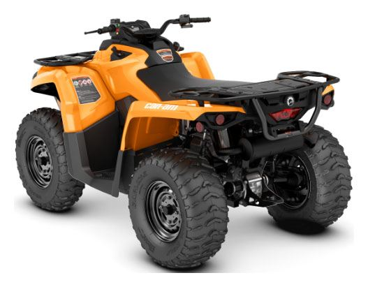 2020 Can-Am Outlander DPS 570 in Barre, Massachusetts