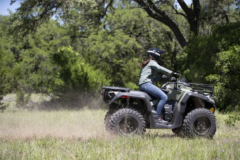 2020 Can-Am Outlander DPS 570 in Leesville, Louisiana