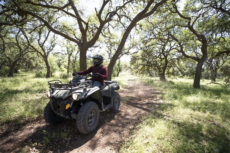 2020 Can-Am Outlander DPS 570 in Lancaster, Texas - Photo 6