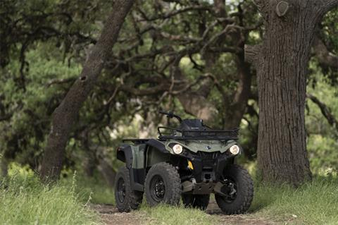 2020 Can-Am Outlander DPS 570 in Kenner, Louisiana - Photo 7