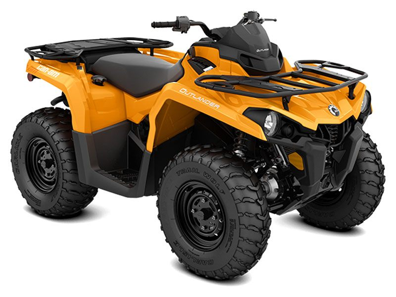 2020 Can-Am Outlander DPS 570 in Muskogee, Oklahoma - Photo 1