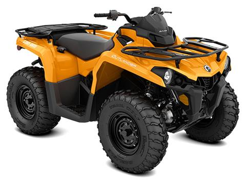 2020 Can-Am Outlander DPS 570 in Rapid City, South Dakota