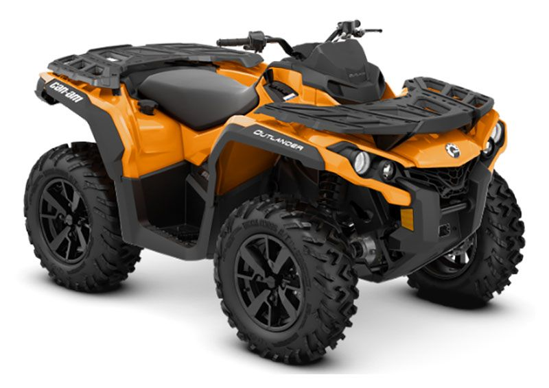 2020 Can-Am Outlander DPS 650 in Roscoe, Illinois - Photo 1