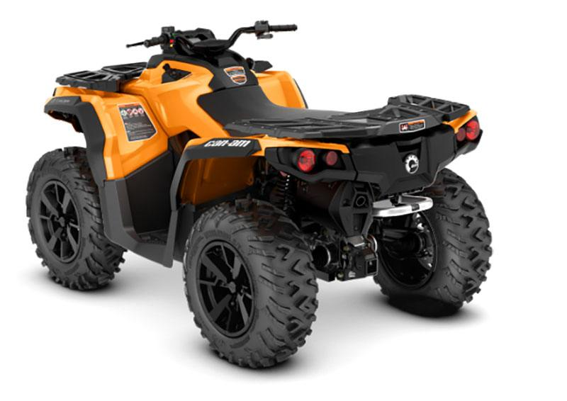 2020 Can-Am Outlander DPS 650 in Cambridge, Ohio - Photo 8