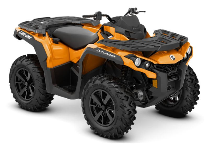 2020 Can-Am Outlander DPS 850 in Barre, Massachusetts - Photo 1