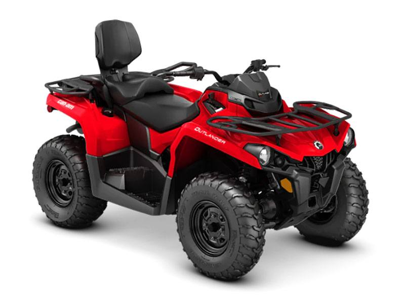 2020 Can-Am Outlander MAX 450 in Saucier, Mississippi - Photo 1