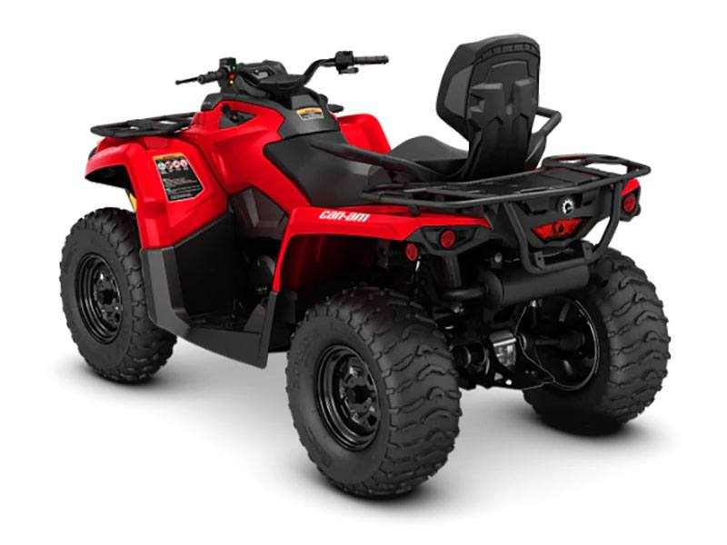 2020 Can-Am Outlander MAX 450 in Barre, Massachusetts - Photo 2
